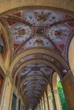 Arcades of Bologna Emilia Romagna Italy Royalty Free Stock Photography