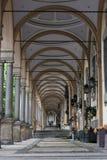 Arcades de Mirogoj Images stock