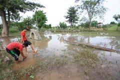 Arcades submerged outburst floods Stock Photo