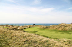 Arcadia Bluffs Golf Club Stock Photos
