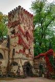 Arcadia della casa del ` s di Burgrave immagini stock libere da diritti