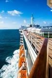 Arcadie de système mv de bateau de croisière Images stock