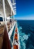 Arcadie de système mv de bateau de croisière Photographie stock libre de droits