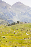 Arcalis. In the municipality of Ordino, Andorra Royalty Free Stock Images