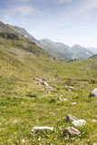 Arcalis. In the municipality of Ordino, Andorra Stock Photography
