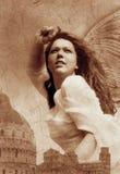 Arcangelo illustrazione vettoriale