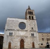 Arcangelo de San Michele imagem de stock royalty free