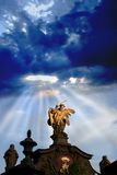 Arcangelo Michael Fotografia Stock