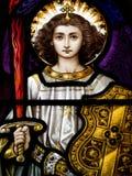 Arcangelo Michael fotografie stock libere da diritti