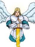 Arcangelo Michael Portrait 2 Fotografie Stock Libere da Diritti