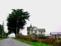 Arcata Bottoms Farm House stock photos