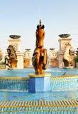 arcchitecture Dubai luksus zdjęcia stock