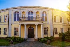 Arcebispos Palácio em Poznan Fotografia de Stock