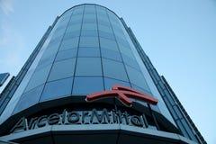 Arcelor Mittal Στοκ εικόνα με δικαίωμα ελεύθερης χρήσης