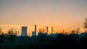 ArcelorMittal, Galati, Ρουμανία Στοκ Φωτογραφία