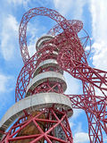 ArcelorMittal Orbit London Olympic Park Royalty Free Stock Photo