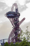 The ArcelorMittal Orbit observation tower Stock Image
