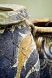 Archäologische Entdeckung. Lizenzfreies Stockbild