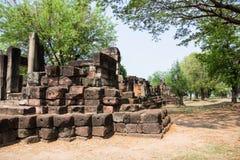 Archäologische Fundstätte. Stockfoto