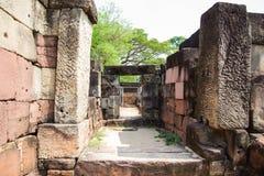 Archäologische Fundstätte. Stockfotos