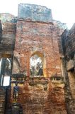 Archäologische Fundstätte Stockfoto