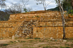 Archäologische Fundstätte Acapulco-Mexiko Stockbild