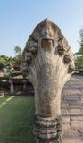 Archäologische Fundstätte in Thailand Stockbild