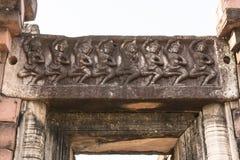 Archäologische Fundstätte in Thailand Stockfotografie