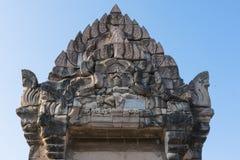Archäologische Fundstätte in Thailand Stockfotos