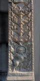Archäologische Fundstätte in Thailand Lizenzfreies Stockfoto