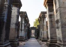 Archäologische Fundstätte in Thailand Stockfoto