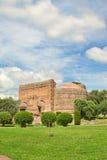 Archäologische Fundstätte in Tivoli nahe Rom Stockfotografie