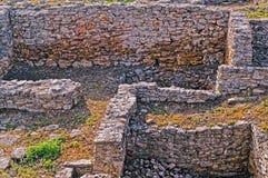 Archäologische Grabung lizenzfreie stockbilder