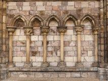 5 arché di pietra Fotografia Stock Libera da Diritti