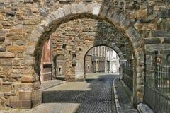 Arché di pietra Immagine Stock Libera da Diritti