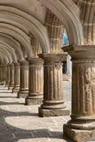 Arché di pietra in Antigua Guatemala Fotografia Stock Libera da Diritti