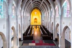 Arché ed altare al monastero Fotografie Stock