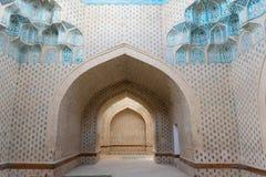 Arché in mausoleo Fotografia Stock