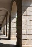 Arché nel campus universitario di Xiamen, Cina sudorientale Fotografia Stock