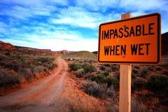 Arché parco nazionale, Utah Fotografie Stock Libere da Diritti