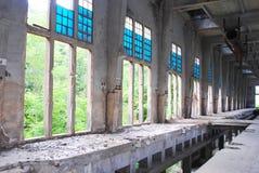 Archéologie industrielle Image libre de droits
