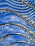 Arch. Ahainst sky Royalty Free Stock Image