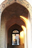 Arch. In the Bukhara palace,Uzbekistan Stock Photography