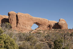 Arch at Arches National Park Stock Photos