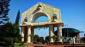Arch 22, Banjul, Gambia Royalty Free Stock Photos