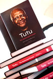 The Arch Bishop Emeritus Desmond Tutu. At his official book launch , St George's Cathedral 2011 Stock Photos