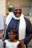 The Arch Bishop Emeritus Desmond Tutu Stock Image