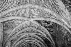Arch and Brick Work Royalty Free Stock Image