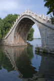 Arch bridge Stock Images