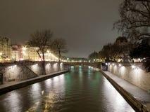 Arch bridge across a river, Pont Neuf, Seine River, Paris, Franc. E Stock Photo